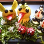Chef Jamil's Food Carving for Children