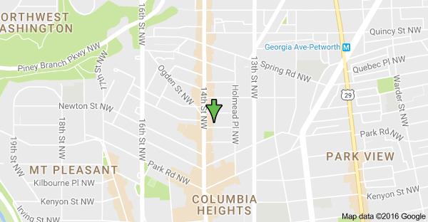 1369 Meridian Place Washington DC 20010